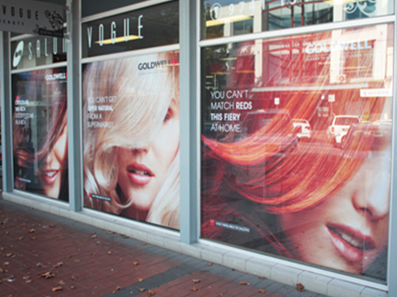 Chicago Window Graphics Window Perf2